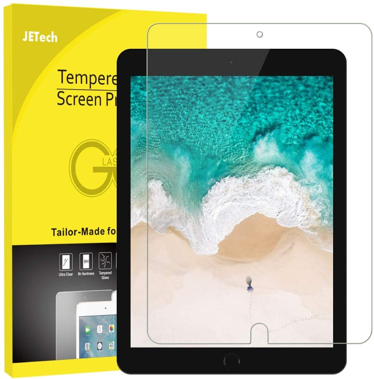 JETech Screen Protector for iPad Air 3
