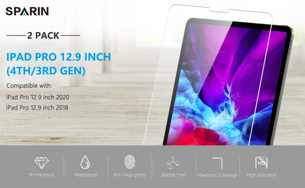 Sparin Tempered Glass