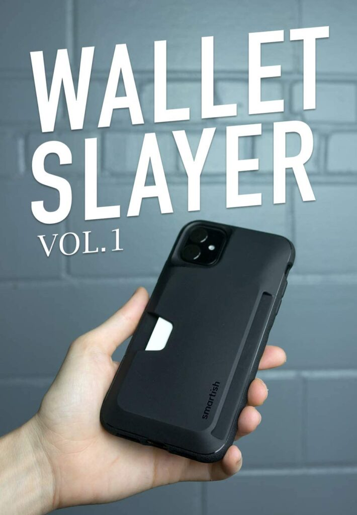 smartish iPhone 11 pro max wallet case/cover