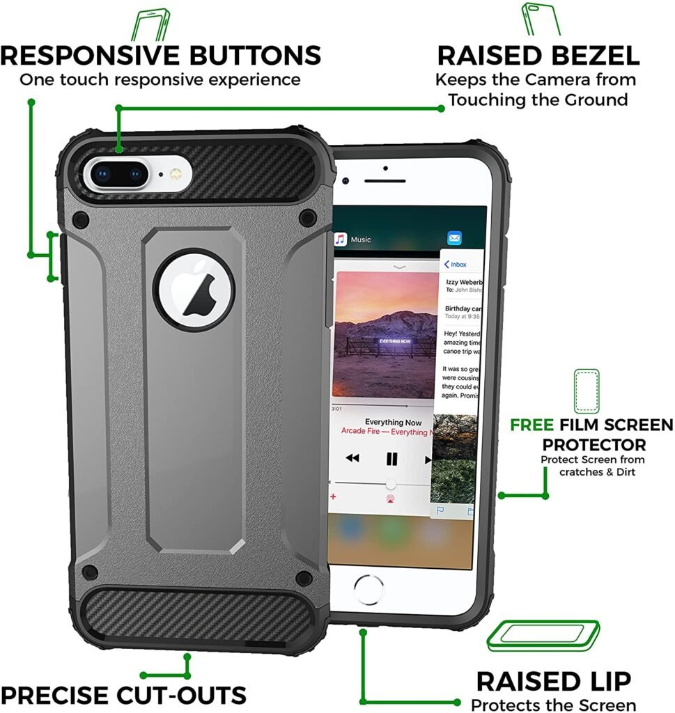 iPhone 5 defender case/cover