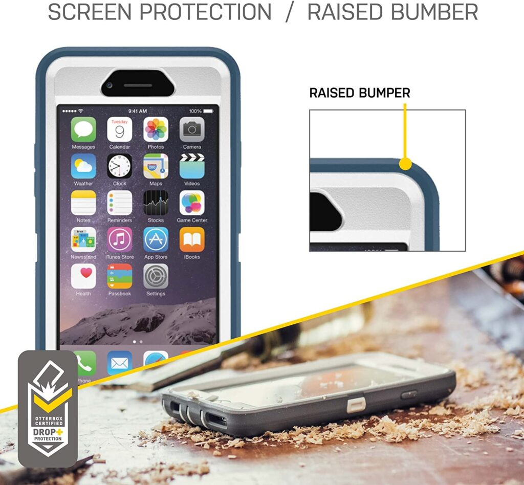 iPhone 6 defender case/cover