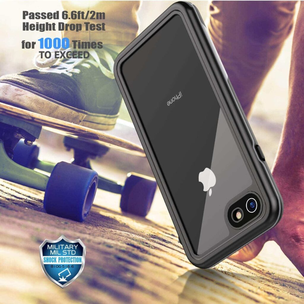 spidercase iPhone waterproof case for iPhone 8