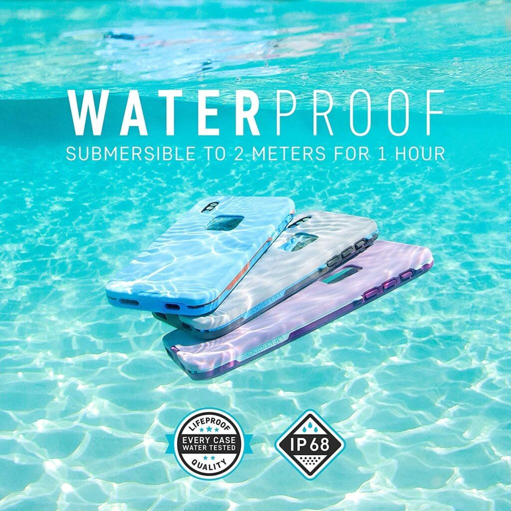 Life-Proof FRĒ Series Waterproof Case for iPhone Xs Max