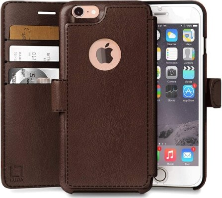 LUPA iPhone 6 Wallet Case/Cover