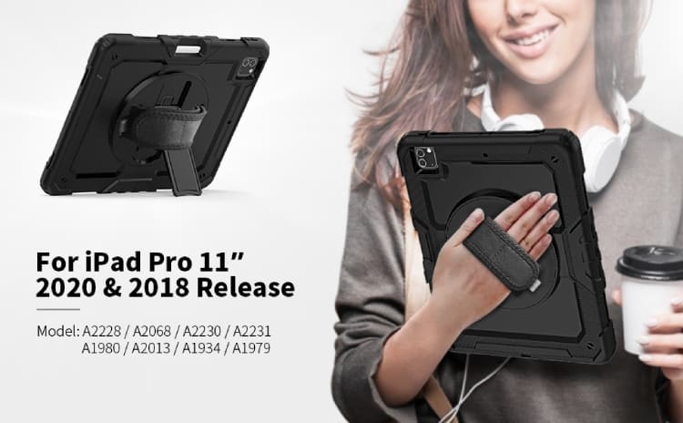 Timecity for iPad Pro 11 360 Cover