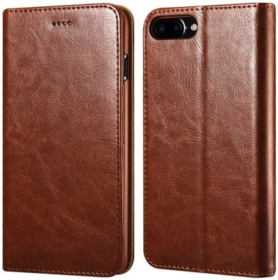 icare iPhone 8 Plus Wallet Case/Cover
