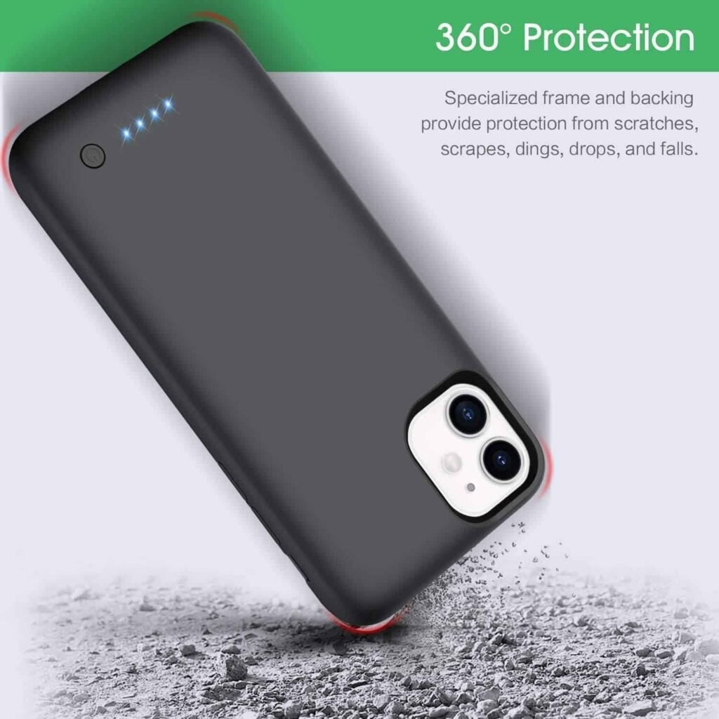 iPhone 11 Battery/Charging Case/Cover