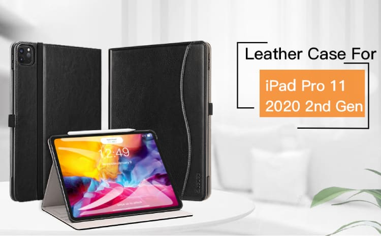 Ztotop for iPad Pro 11 Wallet Case
