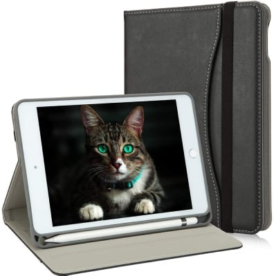 HFcoupe Fintie iPad Mini 5 Wallet Case/Cover