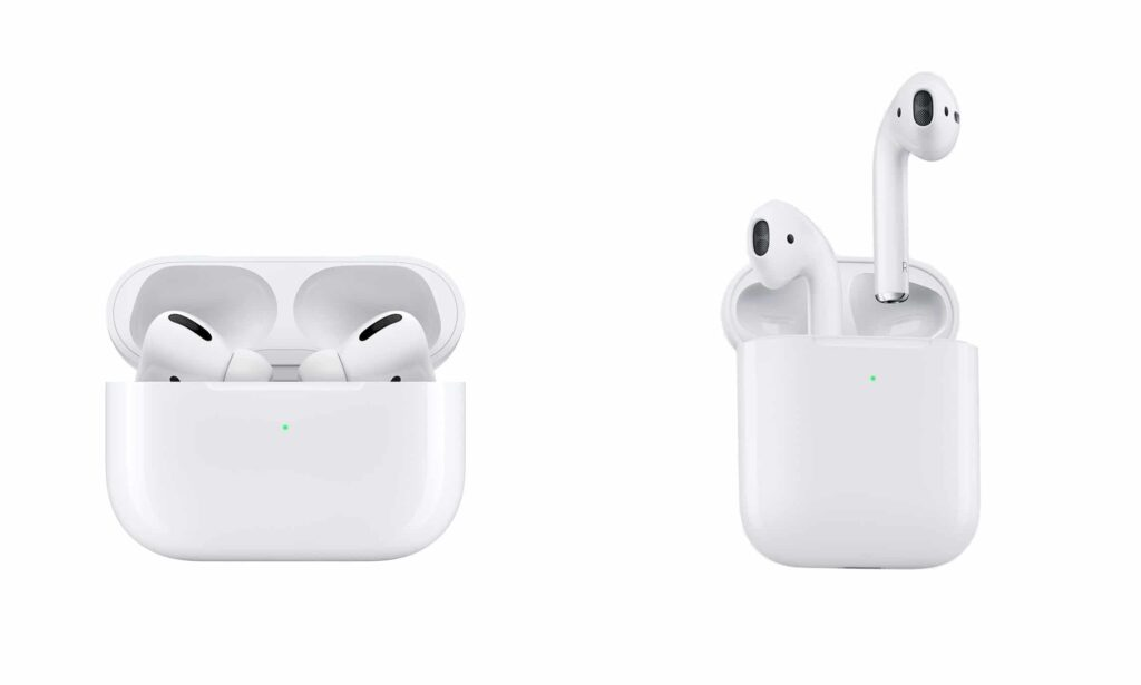 AirPods and AirPods Pro Design