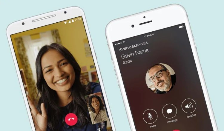 VOICE AND VIDEO CALLS