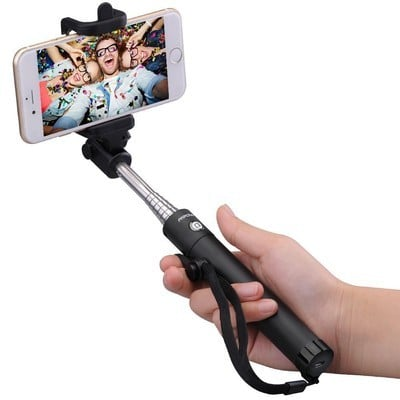 MPOW Selfie Stick- Best Selfie Sticks for your iPhone in 2020