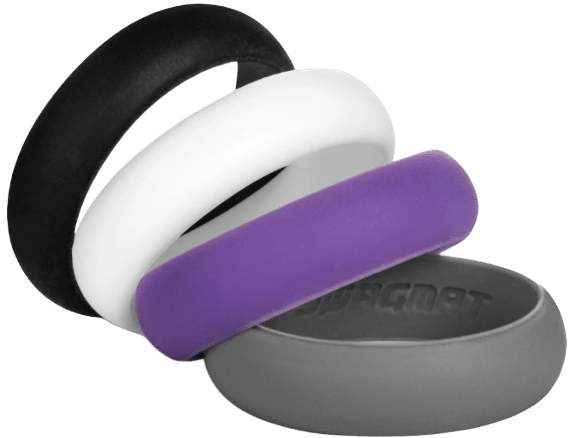 Swagmat Silicone Rings