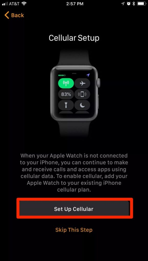 How to Set Up and Turn on Apple Watch