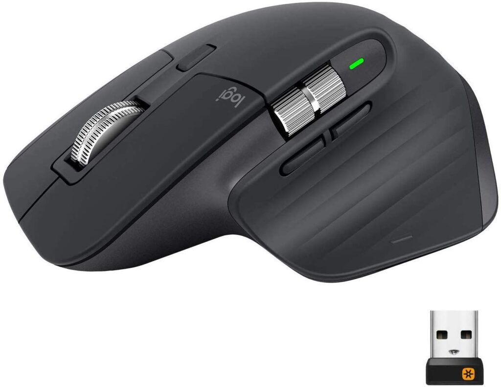 MX Master 3 Advanced  Wireless mouse for mac