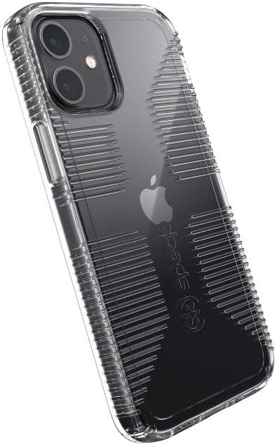 Speck Products GemShell Grip iPhone 12 Mini clear case