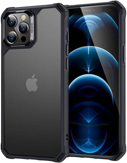 ESR Air Armor Compatible with iPhone 12 Pro Max Case