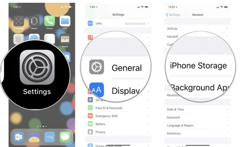 Remove Other files from iPhone