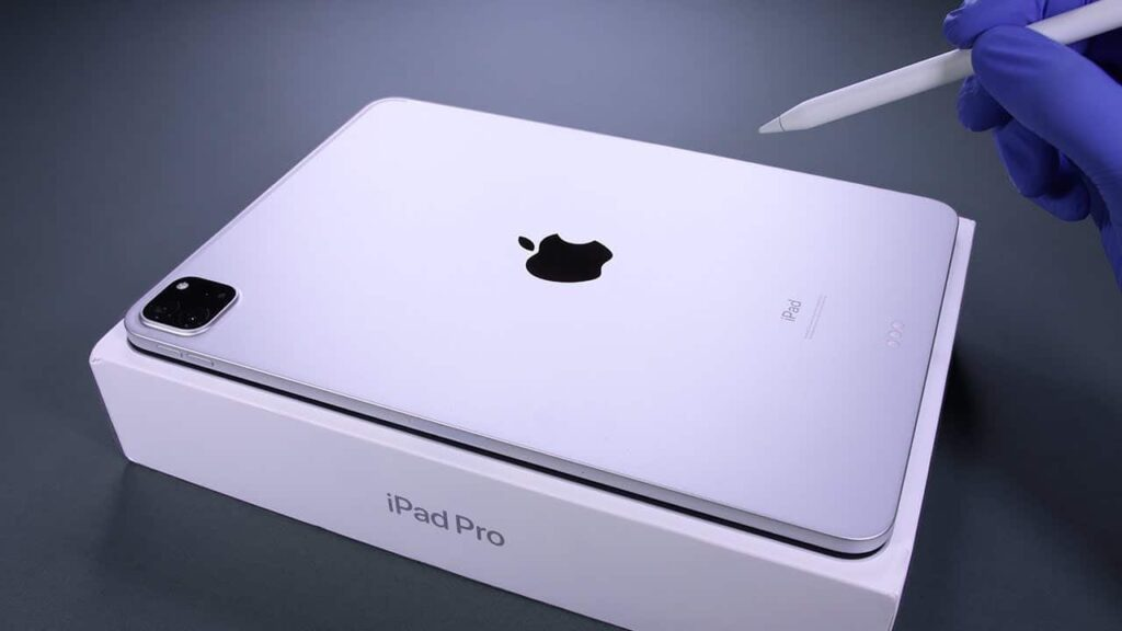 Restore as new- Fix iPad and iPad Pro battery life problems
