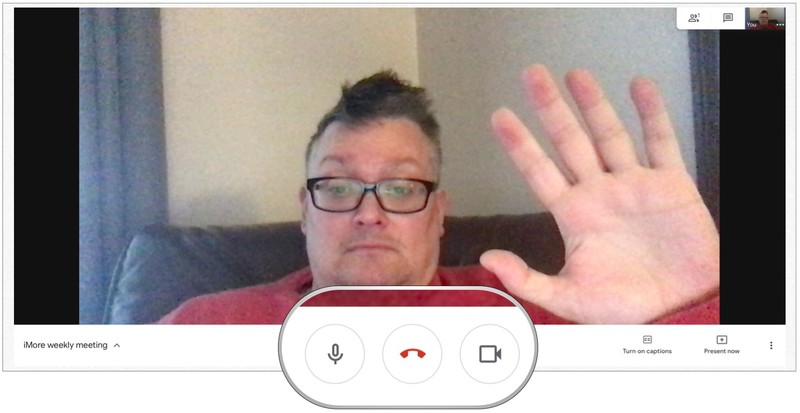 Joining a meeting- Use Google Hangouts Meet
