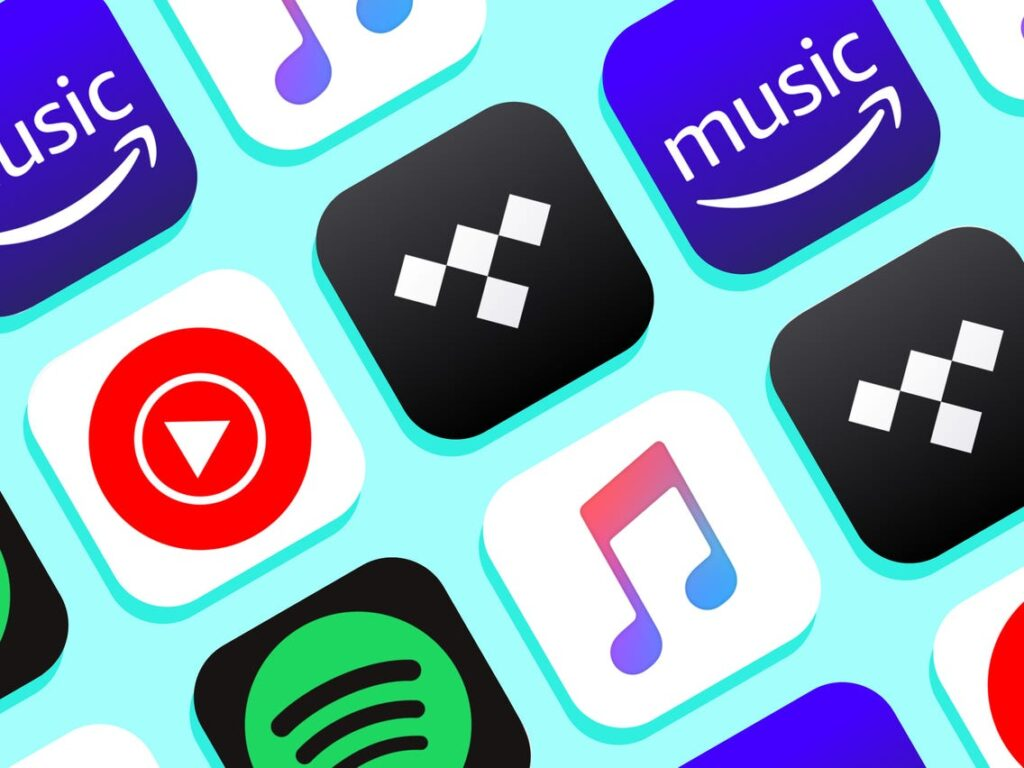 get a streaming music subscription