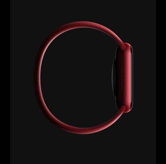 Apple Watch Series 6  with Solo Loop