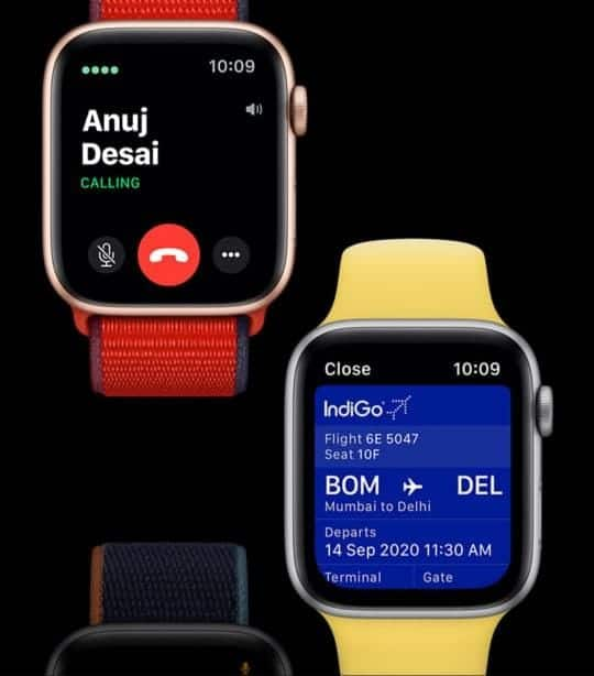 Apple Watch Series 6 for Call, Wallet
