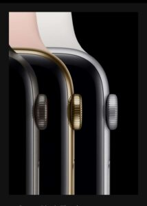 New Color Space Black Titanium, Gold Stainless Steel, Silver Aluminum