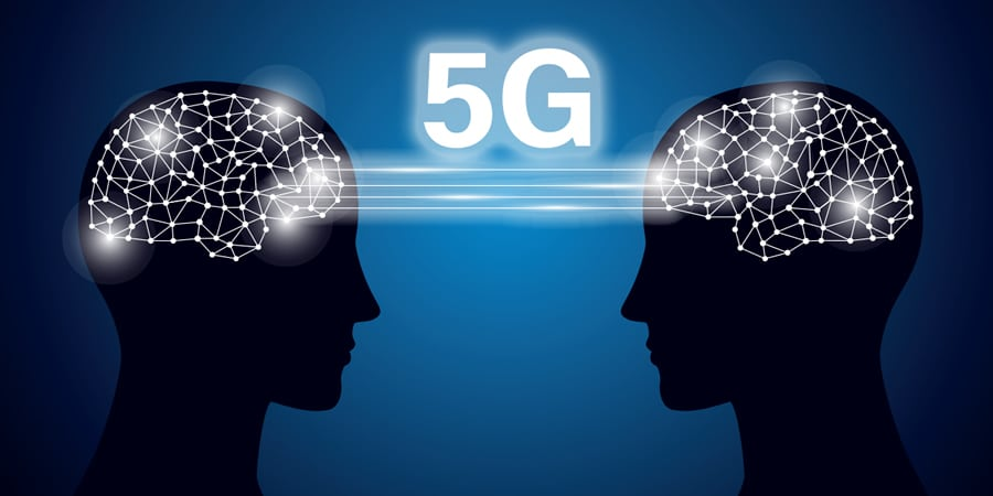 AI with 5g  network