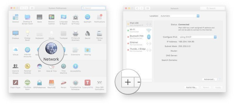 Connect to VPN on your Mac