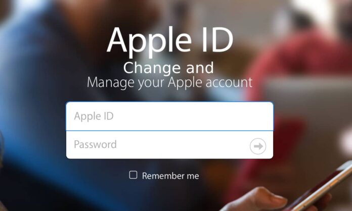 Change and Manage Apple ID