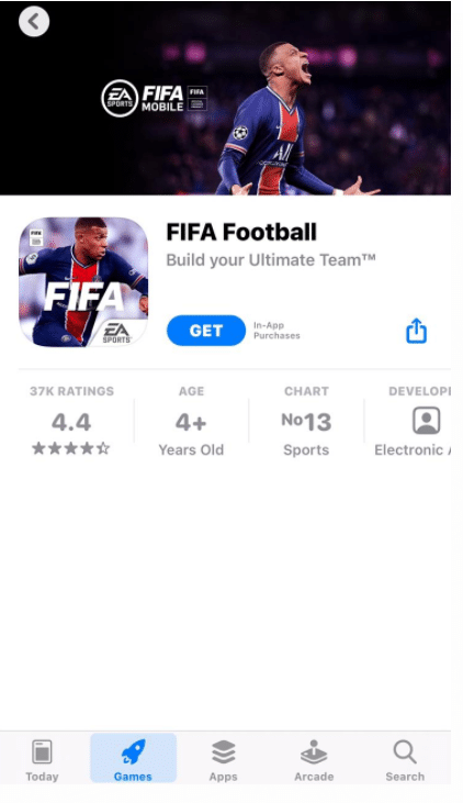 Install apps from the App store
