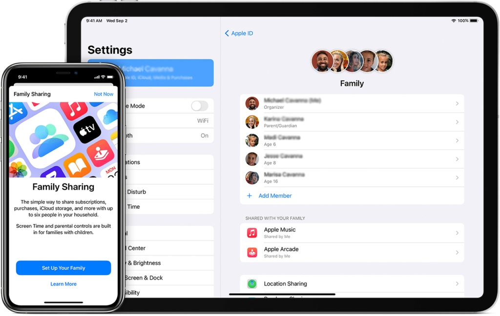 Fix Family Sharing In Apple Music