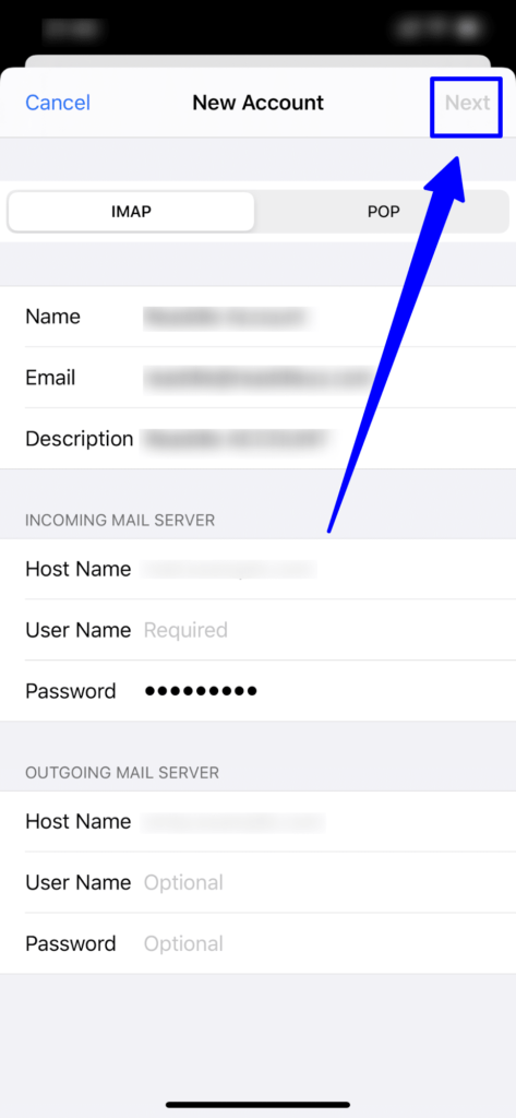 How to set up mail on iPhone and iPad including contacts and calendars?