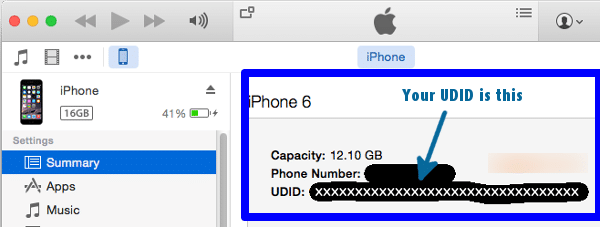 How to find your iPhone or iPad's serial number, UDID, and more in iTunes