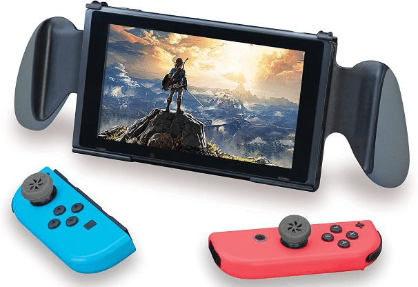 RDS Industries GripStand- Comfort grips for Nintendo Switch