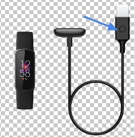Luxe to the charging cable.