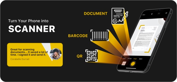 Document Scanner iPhone Apps