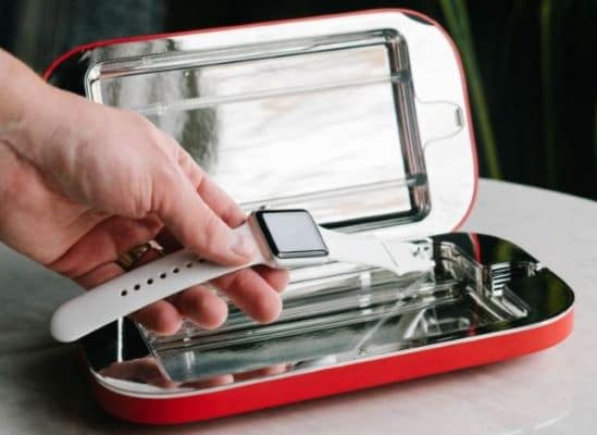 What can you use the PhoneSoap for?
