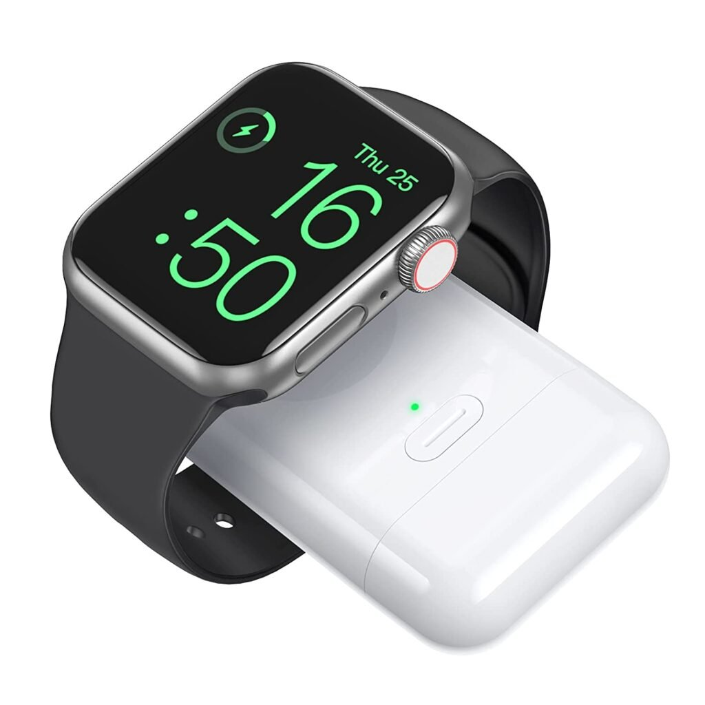 Portable travel Apple Watch chargers